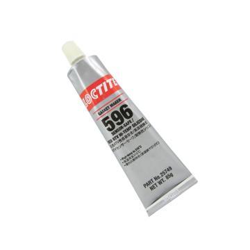 乐泰 平面 密封胶,Loctite 596 硅橡胶,85g