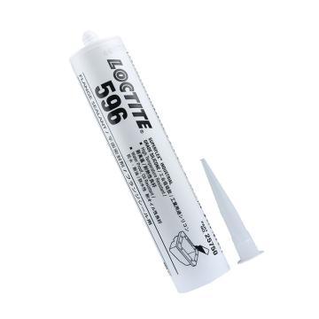 乐泰 平面 密封胶,Loctite 596 硅橡胶,300ml