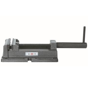 金丰 丝杠缩入式钻床平口钳Q1985E,钳口开度70mm