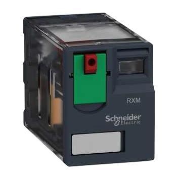 施耐德 小型中间继电器,RXM4AB1B7