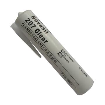 乐泰 平面 密封胶,Loctite 207通用型 透明 硅橡胶,300ml
