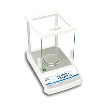 电子天平,JA系列,精密天平,量程:500g,读数精度0.001g