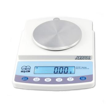 电子天平,JY20002,分析天平,量程:2000g,读数精度:0.01g