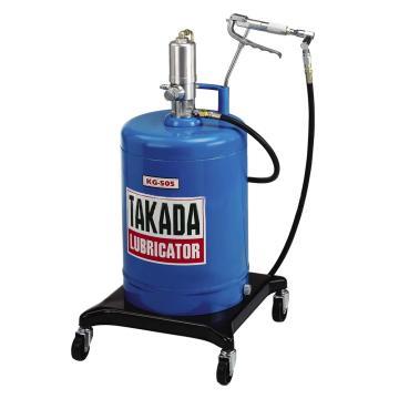 富泽/FUGIMAKU KG-505 45:1气动黄油桶泵
