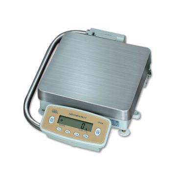 电子天平,YP20K-1,量程:分析天平,20kg,读数精度:0.1g