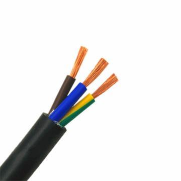 沪工电焊机YZ电缆线3*0.75mm²,国家3C认证产品,适用于沪工各种电焊机通电用途