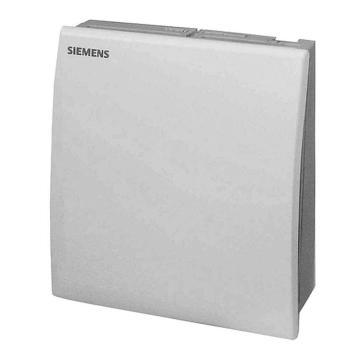 西门子 室内湿度/温度传感器,QFA2060