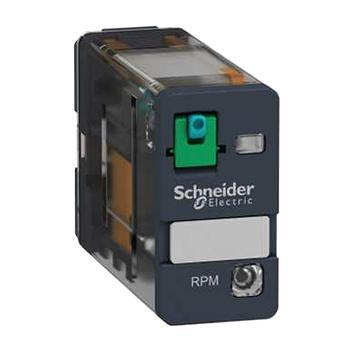 施耐德Schneider 中间继电器,RPM22JD