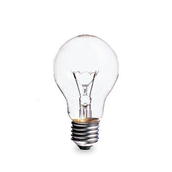 FSL普通照明泡,40W/E27 磨砂