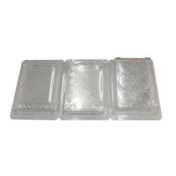 6孔细胞培养板,平底,加盖,35mm,50个/箱