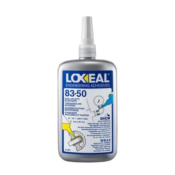 乐赛尔 螺纹密封剂,LOXEAL 83-50,250ml
