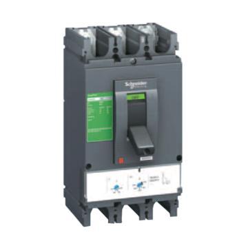 施耐德 固定式塑壳断路器36KA,CVS630F MA500 3P3D,电动机保护