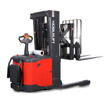 诺力 剪式前移式全电动堆高车,额定载重(t):1.4,货叉尺寸(mm):(200-760可调)*1150,升高2.9m