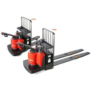 诺力 PT系列全电动搬运车,站驾式,额定载重(t):2.7,货叉尺寸(mm):685*1220
