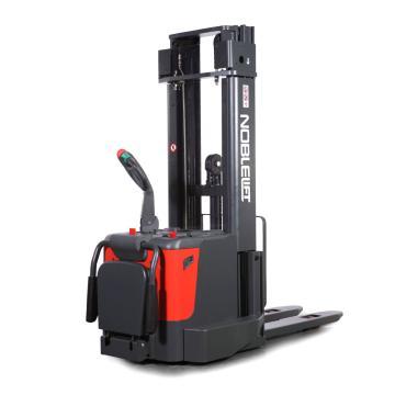 诺力 PS系列高端款全电动堆高车,额定载重(t):1.5,货叉尺寸(mm):570*1150,升高2.9m,带踏板,护臂
