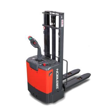 诺力 PS系列经济款全电动堆高车,额定载重(t):1.2,货叉尺寸(mm):570*1150,升高1.6m