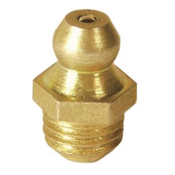 MATO 3281106 塔形直油嘴,螺纹M10x1,优质钢镀锌,100pcs/盒