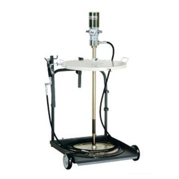 Lube WORKS 10265320 可移动黄油桶泵组套