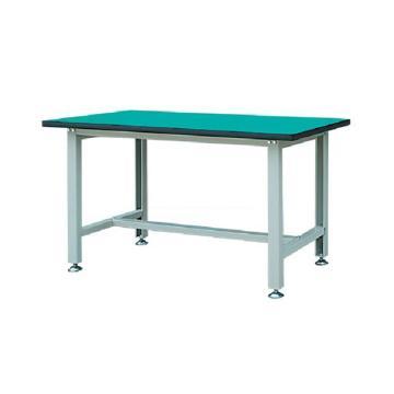 30mm复合桌面轻型工作桌, 1500W*750D*800H 载重:300kg