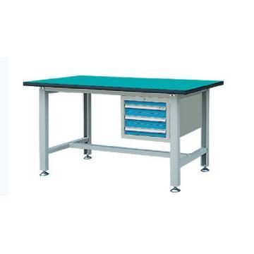 锐德 30mm复合桌面含3抽屉吊柜轻型工作桌,1800W*750D*800H 载重:300kg,RDL1802BZ 不含安装费