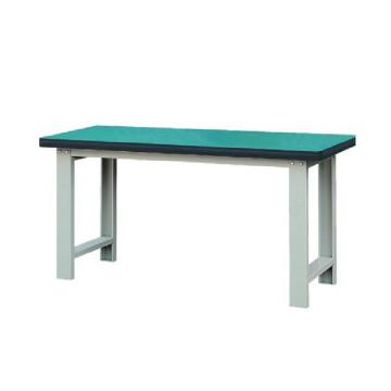 锐德 50mm复合桌面重型工作桌,1800W*750D*800H 载重:1000kg,RD1801Z 不含安装费