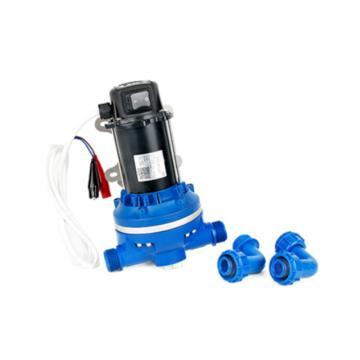FLUIDWORKS GFALP35L-024 非金屬殼體直流電動隔膜泵