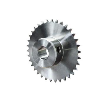 正盟主动轮,不锈钢,DLS11B16-S-5