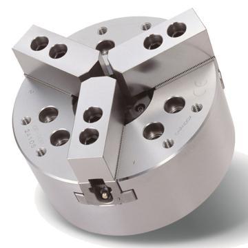 千岛 中空油压三爪卡盘,不含链接板,OP-204