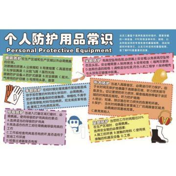 个人防护用品常识,ABS工程塑料,75cm×50cm