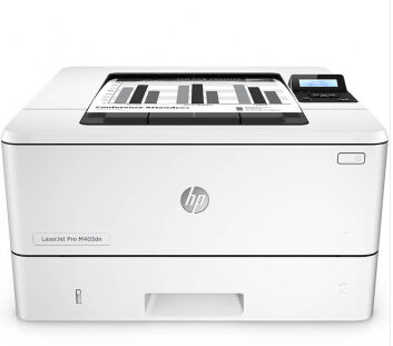 惠普 HP403dn 网络+双面黑白激光打印机