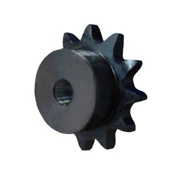 正盟DL 100B碳钢链轮,轴孔加工完成,DL100B15-N-32,销售单位个