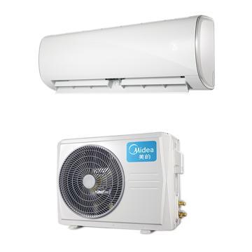 美的 大1匹冷暖变频挂机空调,冷静星II,KFR-26GW/BP2DN1Y-PC400(B3),三级能效,区域限售