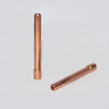 钨极夹,10N22,1.0mm,适用于 WP-17、18、26氩弧焊枪