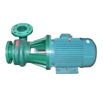 上海奥利塑料耐腐蚀离心泵,FS40-32-125,流量7.5m3/h,扬程20m,功率2.2KW,配普通电机 材质工程塑料