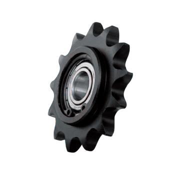 正盟惰轮,碳钢发黑,单轴承,DLC35-16-10