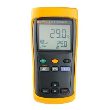 福祿克/FLUKE CMC數字溫度表,單通道,FLUKE-51-2 CMC