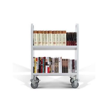燮晨 办公、图书用推车,尺寸(mm)长宽高:650*320*860 层间距(mm):360,RCA-2S-LIB15