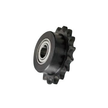 正盟惰轮,碳钢发黑,双轴承带轮毂,DLCBW40-12