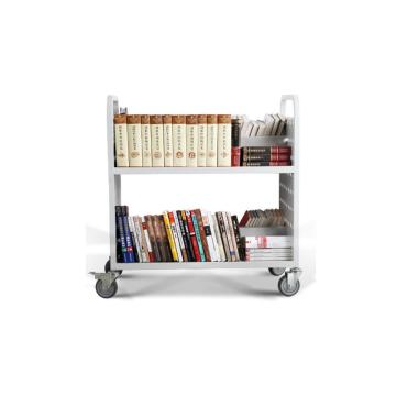 燮晨 办公、图书用推车,尺寸(mm)长宽高:900*500*900 层间距(mm):360,RCA-2D-LIB15