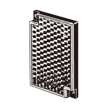 欧姆龙OMRON 反射板,E39-R1S