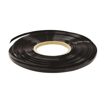 KSS 热收缩套管(扁型),HS-6.5BK 6.5mm*100m 黑 100M/卷