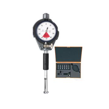 三丰 mitutoyo 内径量表,适于极小孔 10-18*0.01mm, 526-127,不含第三方检测