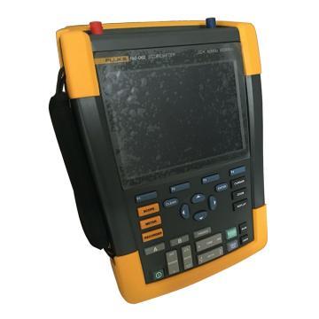 福禄克/FLUKE 彩色数字示波器,60MHz,2通道 DMM/外部输入,FLUKE-190-062