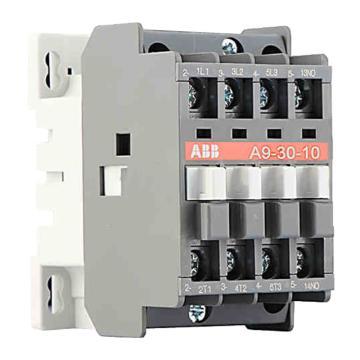 ABB 接触器,A9-30-10(AC220-230V50HZ/AC230-240V60HZ)