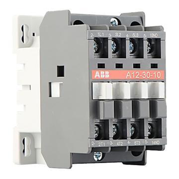 ABB交流接触器,A12-30-10*220-230V 50Hz/230-240V 60Hz