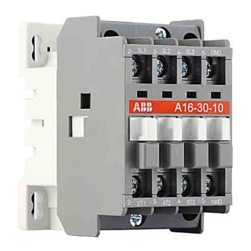 ABB 接触器,A16-30-10(AC220-230V50HZ/AC230-240V60HZ)