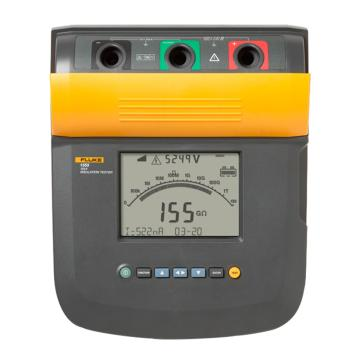 福祿克/FLUKE 絕緣電阻測試儀套裝,最高10KV測試電壓,FLUKE-1555/Kit