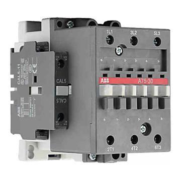 ABB接触器,A75-30-11(AC220-230V50HZ/AC230-240V60HZ)