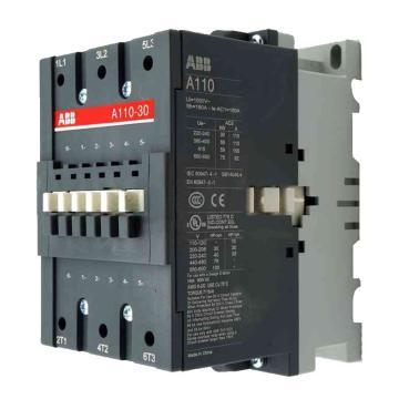 ABB 接触器,A110-30-11(AC220-230V50HZ/AC230-240V60HZ)