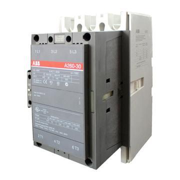 ABB接触器,A260-30-11(AC110V50HZ/AC110-120V60HZ)
